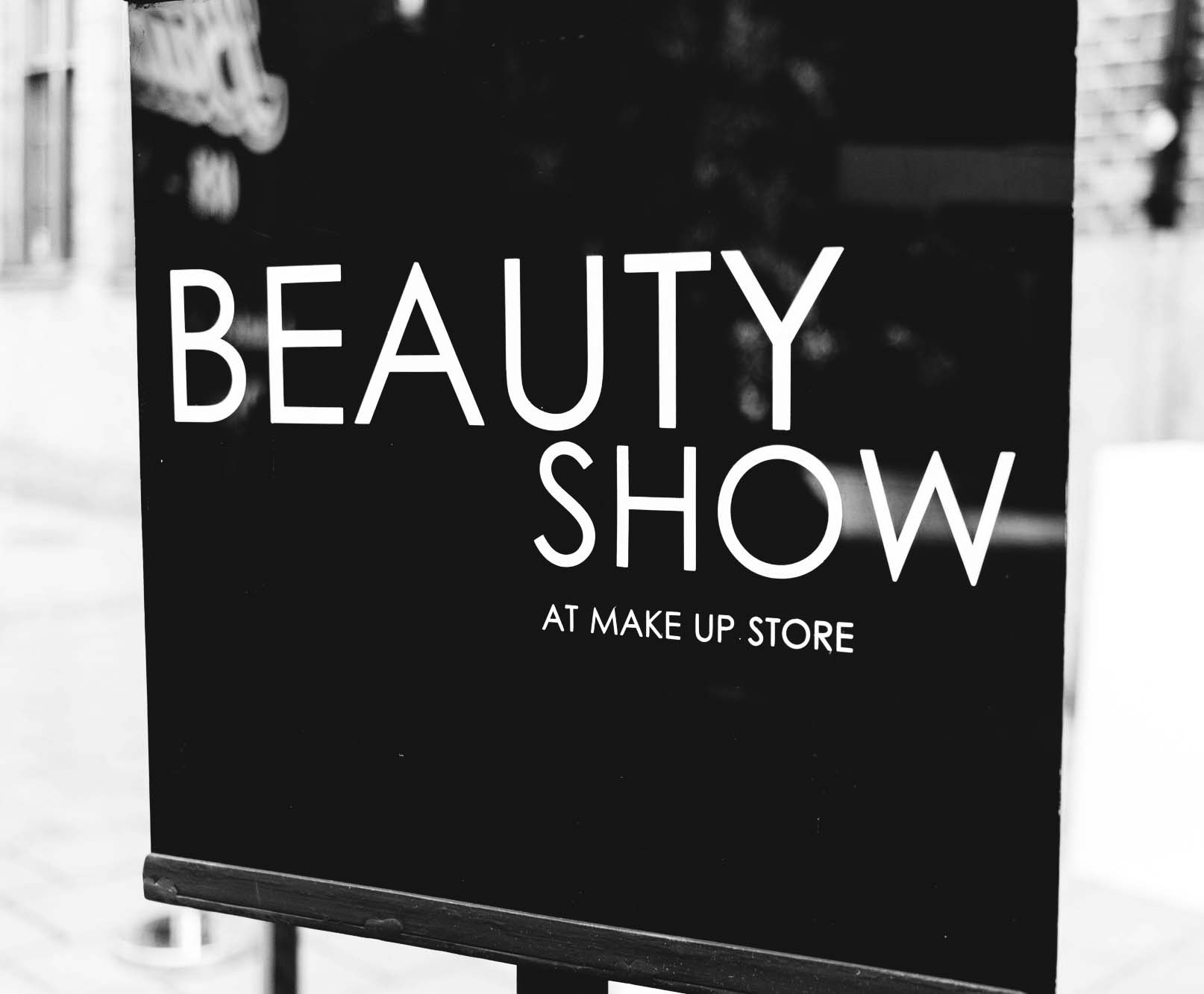 makeupstorebeautyshow